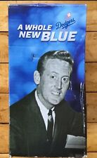 Vin Scully Bobblehead A Whole New Blue Dodgers 2013 Nodder