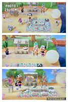 ANIMAL CROSSING New Horizons ACNH choose your beach, Special Order