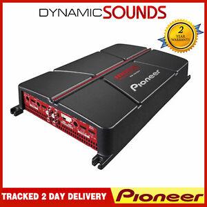 Pioneer GM-A6704 - 4 Channel 1000W Bridgeable Amplifier for Speakers / Subwoofer