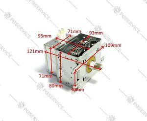 LG Magnetron 900W 2M226 35 forno microonde Bosch AEG Whirlpool Sharp 121mm