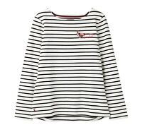 Joules Harbour Embroidery Women's Jersey Top (Pheasant)