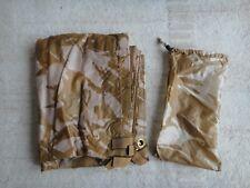 British Army Desert Basha Tarp Tent Shelter Stuff Sack included Supergrade