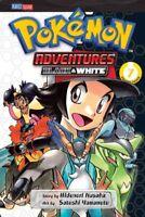 Pokemon Adventures Black and White 7, Paperback by Kusaka, Hidenori; Yamamoto...
