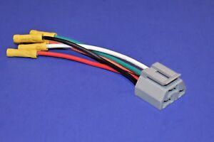 AC & Heater Blower Switch Connector Repair Harness Mercury Cougar Lynx LN7