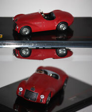 Ixo Model Fer049 Ferrari 125s Red 1947 1/43 Modellino
