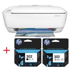 HP DeskJet 3630 / 3632 / 3634 / 3636 Multifunktionsdrucker USB DIN WLAN