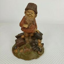 Vintage 80s Tom Clark Gnome Chocolate Chip Edition #21 1985 Retired Signed