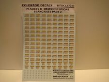CARPENA  43110 DECALS 1//43 DIFFERENTS MARQUAGES POUR SUBARU RALLY