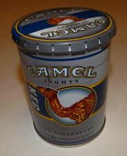 Camel LIGHTS Cigarette KEG Cannister Holder Dispenser - Holds 60 -EUC R16983