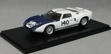 Spark Ford GT40 Nurburgring 1000km 1964 Phil Hill & Bruce McLaren S7954 1/43 NEW