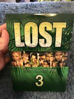 Lost The Complete Third Season The Unexplored Experience DVD Set Used