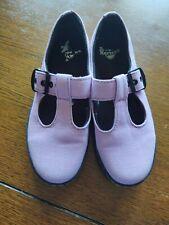 Women's Dr Martens Light Purple Shoes Size 5