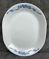 Lot of 5 Corelle Blue Cornflower Serving Platters