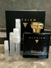 Roja Dove ELYSIUM Parfum Cologne Decanted spray sample