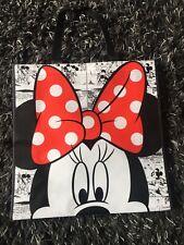 Disney Mickey & Minnie Mouse Reusable  Shopping Bag NEW Medium Size