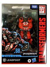 Hasbro Transformers Studio Series: 68 Leadfoot - Target Exclusive - NEW