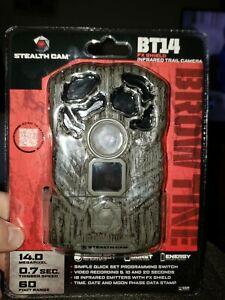Browtine BT14 Stealth Cam Infrared Trail Deer Game 14MP Camera 60 ft Range Burst