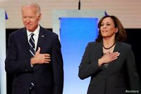 Joe Biden Kamala Harris Photo 11x14 President Elect 2021 U.S America