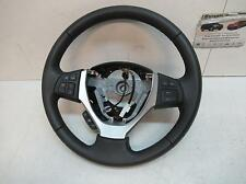 SUZUKI SWIFT STEERING WHEEL LEATHER ,W/ AUDIO AND W/ CRUISE CONTROL , FZ, 02/11-