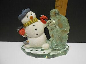 United Design Snow Zone Think Snow Snowman Thinker