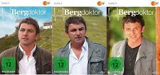 Der Bergdoktor 1,2,3 Staffel - 9 DVD - 3 Boxen - Vorverkauf 14.09.2018