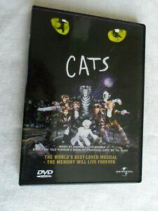 DVD  COMÉDIE  MUSICALE    CATS