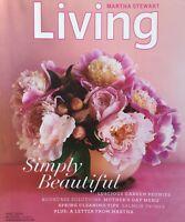 May 2005 Issue #138 of MARTHA STEWART LIVING Magazine
