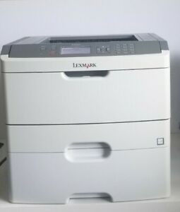 Lexmark E460dn Workgroup Laser Printer with 2nd Paper Tray