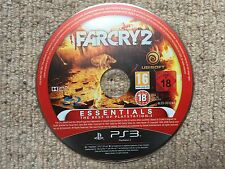 FAR CRY 2-Sony Playstation 3 PS3 DISK SOLO REGNO UNITO PAL