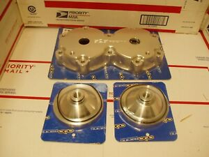 Yamaha 701 ADA billet head and domes