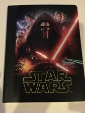 New Star Wars Composition Book 100 Sheets Wide Ruled Disney School Office Gift
