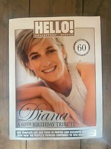 HELLO! Special Collectors' Edition: Princess Diana 60th Birthday Tribute