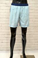 Costume KAPPA Uomo Taglia Size L Mare Piscina Bagno Shorts Man Pantaloncino Blu