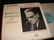 BEETHOVEN°SYMPH. NO.3<>OTTO KLEMPERER<> Lp Vinyl~Canada  Pressing~ANGEL S 35853