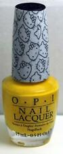 O.P.I. opi Nail Lacquer Hello Kitty # Nl H88 My Twin Mimmy (White Top)