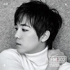 K-pop Lee Hong Gi (FTIsland) - FM302 - Gray Ver.  (FTHG01MN_Gray)