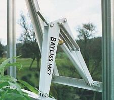 Bayliss MK7 Triple Spring Window Opener Auto Vent for Greenhouse