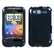 Étuis, housses et coques argentés HTC Wildfire pour téléphone mobile et assistant personnel (PDA) HTC