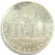 10 Kronen 1964, Norwegen