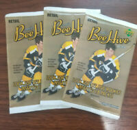2006-07 Upper Deck Beehive Hockey 3 pack lots -The Complete Checklist inside!