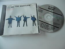 THE BEATLES HELP! SOUNDTRACK MADE IN UK CD YESTERDAY TICKET TO RIDE YESTERDAY
