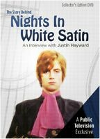 The Story Behind Nights in White Satin (2015) NEW DVD Moody Blues Justin Hayward