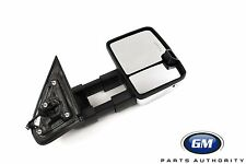 15-18 Silverado Sierra RH Passenger Side Chrome Power Folding Mirror 84228894 OE