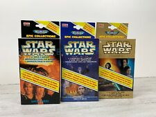Star Wars Micro Machines Galoob EPIC COLLECTIONS X3 1997 BOXED SEALED French