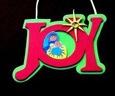 JOY Nativity Christmas Ornament Craft Kit - Bright/Jewel, 2+ ITEMS SHIP FREE!