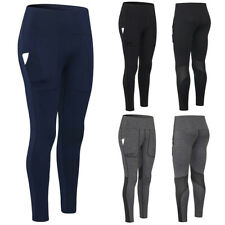 Women High Waist Sports Trousers Yoga Fitness Running Quick Dry Tights Pants