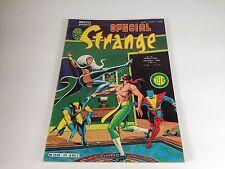 COMICS  EO REVUE SPECIAL  STRANGE   N° 30 1982