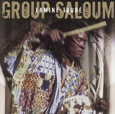 Lamine Toure and Group Saloum by Lamine Tour'/Group Saloum (CD, Jan-2006, Nomadi