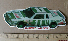 Darrell Waltrip Mountain Dew 1980 1981 Buick Regal vintage racing decal sticker