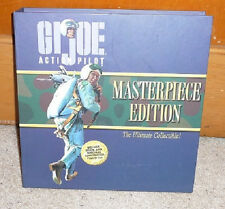1996 GI Joe Pilot Action African American MasterPiece - 1964 Reproduction - MIB